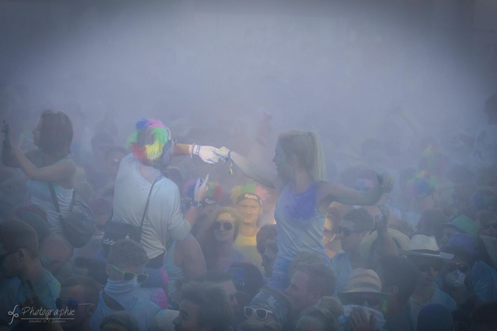 Holi Festival of Colors Leipzig